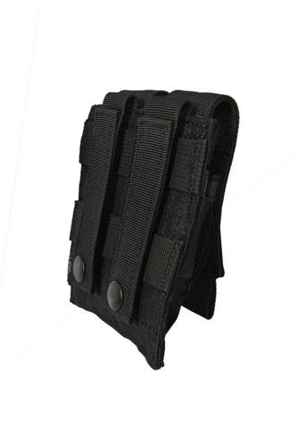 Shadow Strategic Shadow Strategic:1065 Double 9mm magazine pouch Black?>