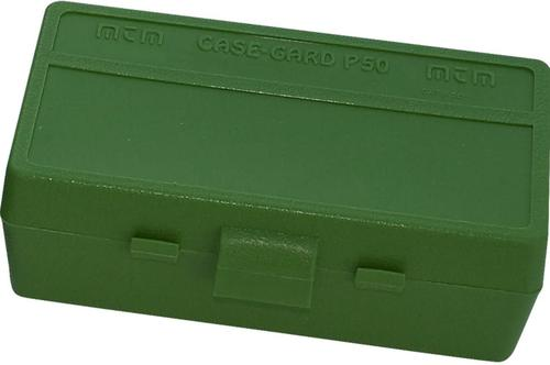 MTM Flip top P50 gard case p50-44-10 green?>