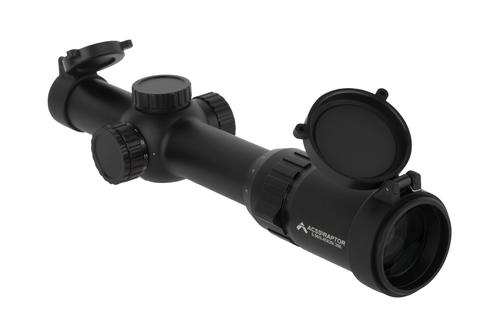PRIMARY ARMS 1-6X24 SCOPE WITH ACSS RAPTOR .223/5.56 , 5.45X39 ,308 RETICLE BLK?>