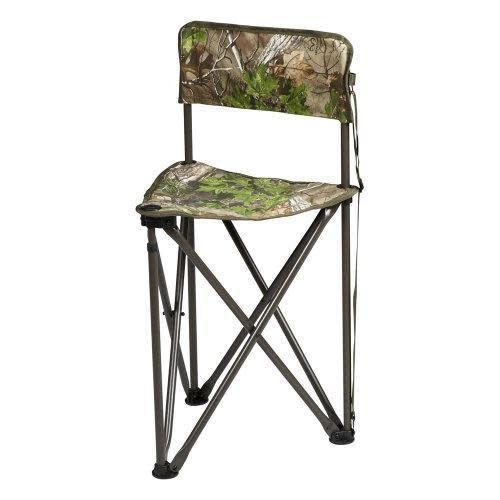 Hunters Specialties 07286 Tripod Camo Chair Xtra Green?>