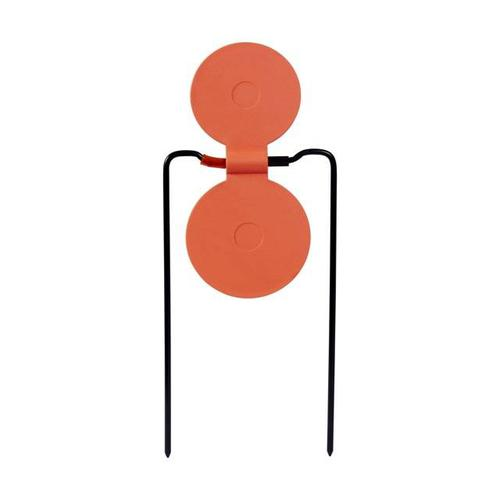 Allen 15442 Holey Spinner Take-A-Hit Target Orange?>