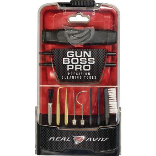 Real Avid Real Avid Gun Boss Pro precision cleaning kit?>