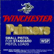 Winchester WSP Small Pistol Primers  1000 Primers?>