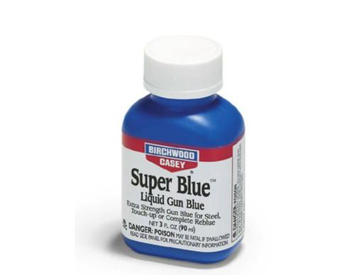 Birchwood Casey SUPER BLUE LIQ. GUN BLUE 90ML?>