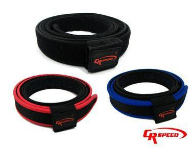 CR Speed Range Belt Ultra 38 red?>