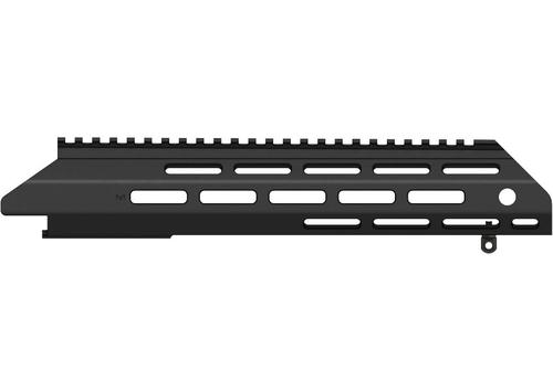MDT ESS Forend -12'' Full Rail Black?>