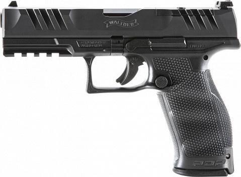 Walther PDP Full-Size Optic Ready 5″ Barrel 9mm Pistol?>