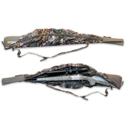 Solo Hunter Rifle Cover - 40'' to 52'' - Self Adjusting Stretch Fit - Camo?>