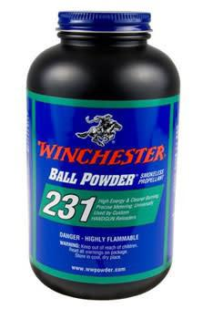 WINCHESTER WINCHESTER 231 powder 1lbs?>