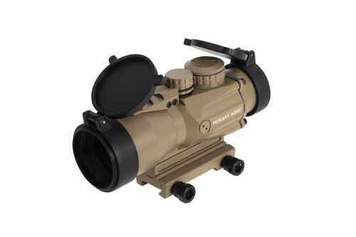 Primary Arms SLxP5 Compact 5x36 Gen II Prism Scope - ACSS-5.56/5.45/.308 - FDE?>