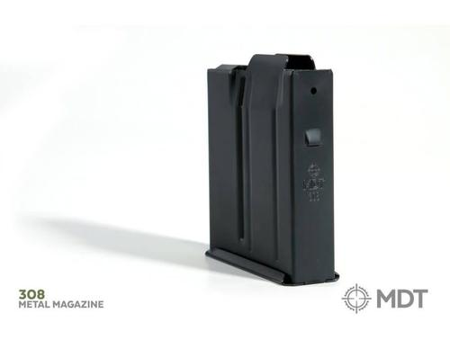 MDT Metal Magazines Short Action .308 - 10 Round, without Binder Plate?>