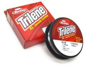 Berkley Berkley XLPS4-15 Trilene XL Mono Line 4Lb 110yd Clear?>