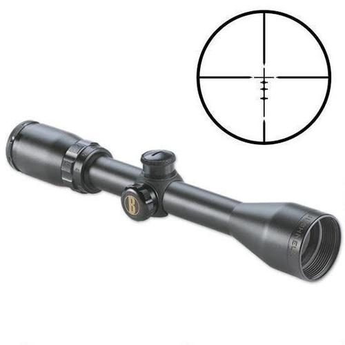 Bushnell Bushnell Banner 3-9x40 Rifle Scope MZ200 Reticle 1/4 MOA Matte Black?>