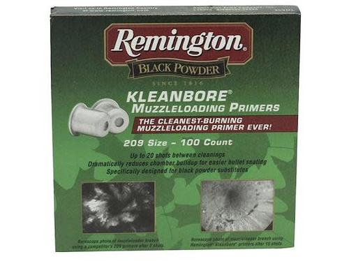 Remington REMINGTON Kleanbore Muzzleloading Primers 209 Size - 100 count ( REM-239900?>