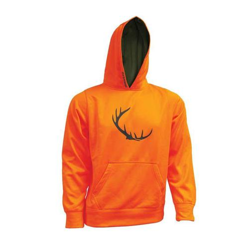 Backwoods Backwoods Blaze Orange Hoodie - L?>