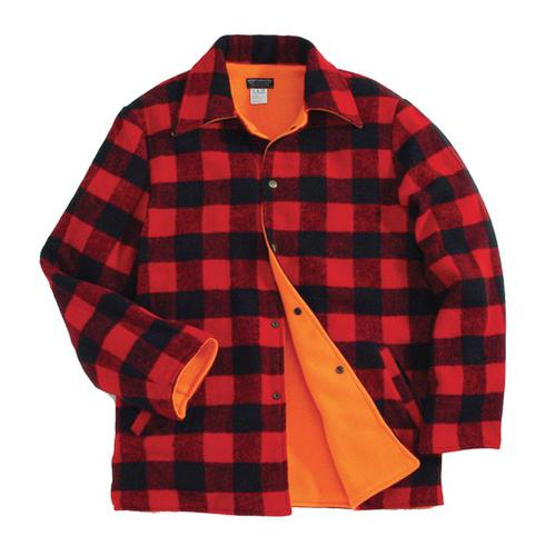 Backwoods Backwoods Lumberjack Reversible Hunting Jacket - S?>