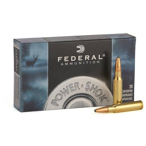 Federal Power-Shok SP 30-06SPR 180Gr 20/box?>
