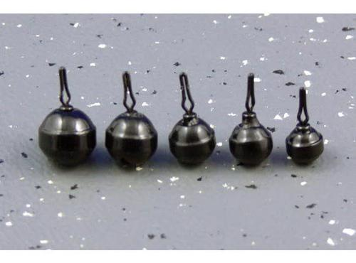 Ultra Tungsten Ultra Tungsten Drop Shot Weight Round 3/8oz (3pcs/pk)?>