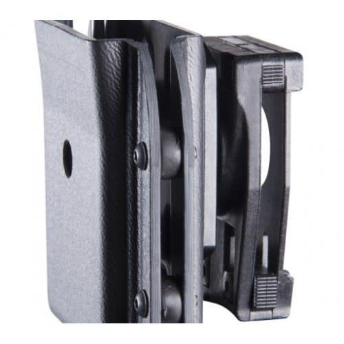 Ghost magazine pouch for Rifle mags rotation clip for AR15/M4 models black?>