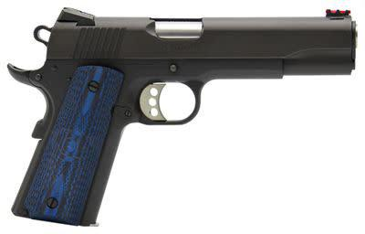 Colt Colt Competition Semi-Auto Pistol, 45 ACP, 5'' Bbl, Stainless Steel, 8 Rnd,?>