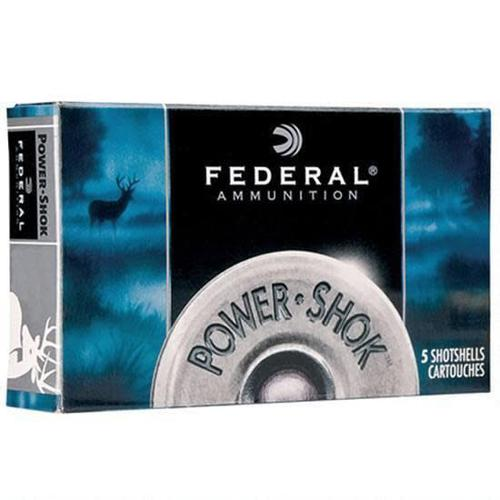 "Federal Federal 20 Gauge 2-3/4"" 3/4oz Rifled HP Slug 5 Rounds?>"