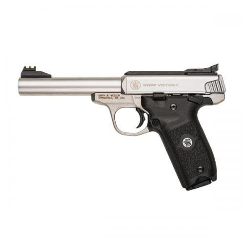 Smith & Wesson Smith & Wesson SW22 Victory Semi-Auto Pistol 22LR 5.5'' 10Rd Single Action SW22?>