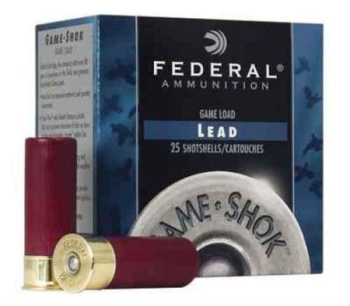 "Federal Cartridge 410 Shotshells by Federal Lead Hi-Brass, 3"" Max fram, 11/16oz, 8 Shot, (Per 25)?>"