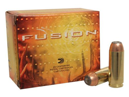 Federal Fusion .50 Action Express Ammunition 20 Rounds Bonded Fusion SP 300 Grain?>