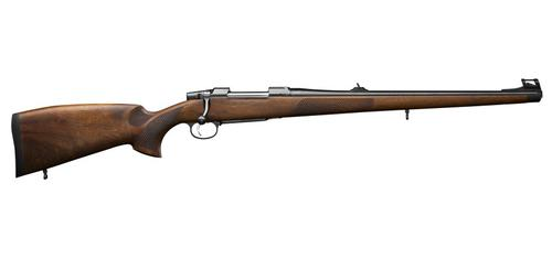 CZ CZ  557 FS Bolt Action Rifle, 30-06 SPR, 20.5'' Bbl Walnut, 5 Rnd, Box Mag, Adj Sights, Adj Trigger?>