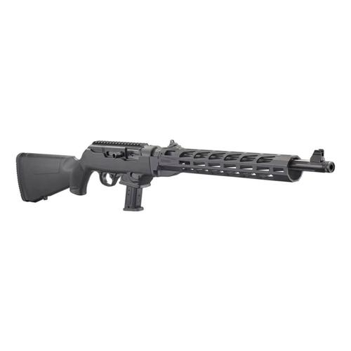 "RUGER PC CARBINE SEMI-AUTO 9MM 18.6"" BBL Free Float Handguard?>"
