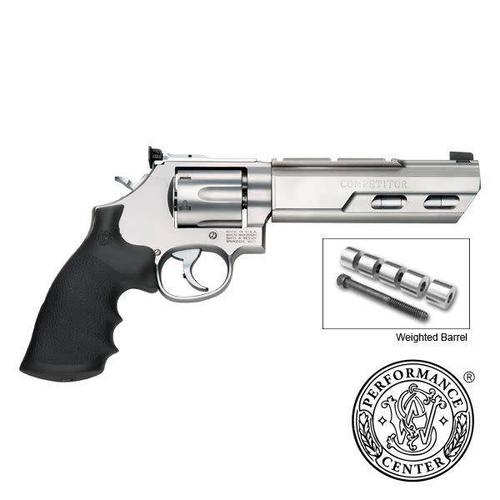 Smith & Wesson Smith & Wesson 629 Performance Center Revolver 44 MAG 6 in, Syn Grp, 6 Rnd, Large S/S Frame?>
