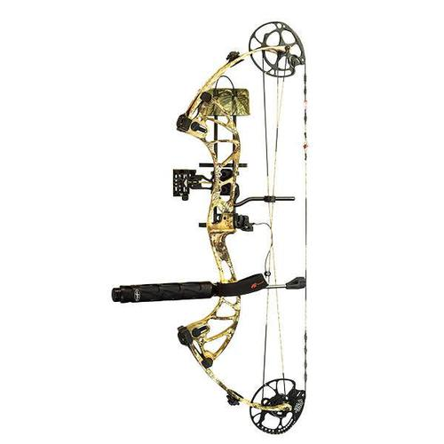PSE (Ready to Shoot Pro) Drive RH - Kryptek Highlander (29-70)?>