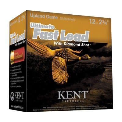 "KENT ULTIMATE FAST LEAD 12GA 3"" 1 3/4OZ #4 1330FPS 250/case?>"
