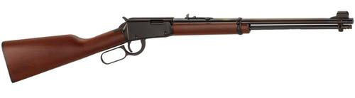 Henry Lever Rifle H001 22LR Ambi BluedWood Classic 18.25 In 15+1rd?>