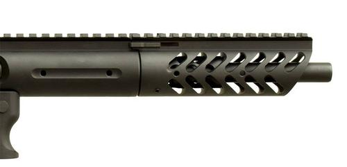 TNW Firearms TNW ASR Skeleton Handguard, Black Finish?>