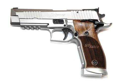SIG SAUER P226 X-FIVE CLASSIC 9MM SAO 2X10RD MAGS?>