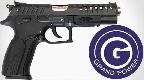 GrandPower Grand Power X-Calibur 9mm?>