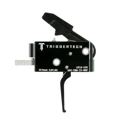 Trigger Tech AR15 Competitive 3.5lb fixed straight stainless?>