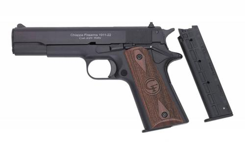 Chiappa CHIAPPA .22 1911-22''TACTICAL''  5'' barrel?>