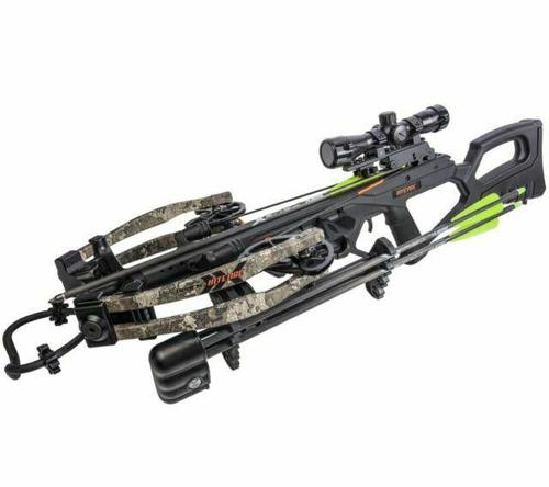 Bear Archery Bear X Intense 400fps Crossbow?>