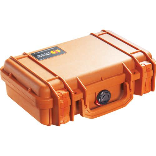 Pelican 1170 Case with Foam  Orange?>