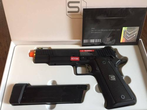 Salient Arms Salient Arms Sai 1911 DS Training / GBB?>