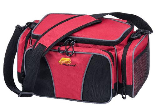Plano Plano 443500 Weekender 3500 Size Tackle Case, w/ 2-3500's, Red?>