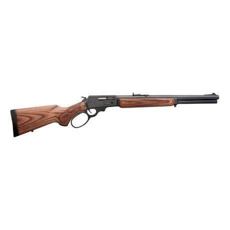 Marlin 336BL Lever Action Rifle 30-30 WIN, RH, 18 in, Blue, Wood Stk, 6+1 Rnd?>