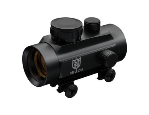 NIKKO STIRLING RED DOT 1X30 WITH 5/8 MOUNT?>