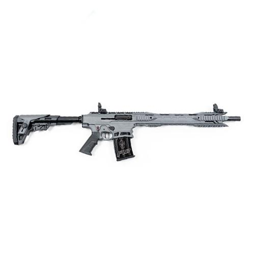 Typhoon Defence F12 maxi Mag Fed 12Ga. Maxi Grey?>
