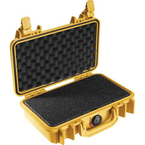 Pelican 1170 Case with Foam  Yellow?>