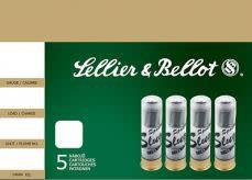Sellier & Bellot Sellier&bellot 20Ga 2 3/4 Slug 5ct/pack?>
