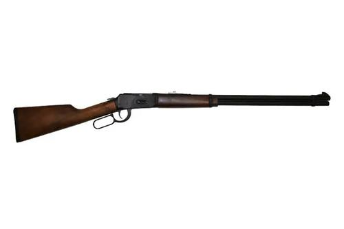 "HANIC LEVER ACTION 410GA 24""BL WALNUT STOCK 8RDS?>"