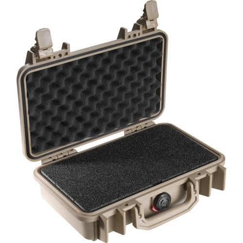 Pelican 1170 Case with Foam  TAN?>